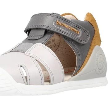 Buty Chłopiec Sandały Biomecanics 212136 Szary
