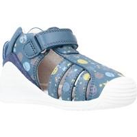 Buty Chłopiec Sandały Biomecanics 212142 Niebieski