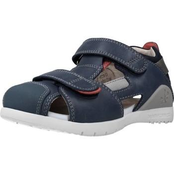 Buty Chłopiec Sandały Biomecanics 212183 Niebieski