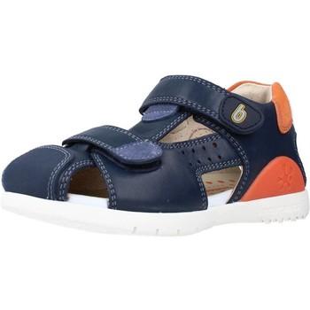 Buty Chłopiec Sandały Biomecanics 212184 Niebieski