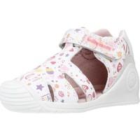 Buty Dziewczynka Sandały Biomecanics 212107 Biały
