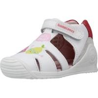 Buty Dziewczynka Sandały Biomecanics 212108 Biały