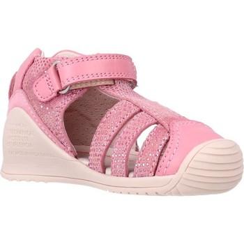 Buty Dziewczynka Sandały Biomecanics 212116 Rose