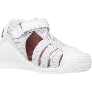 Buty Dziewczynka Sandały Biomecanics 212116 Biały