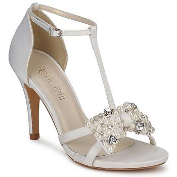 Buty Damskie Sandały Fericelli SIDONA Beżowy