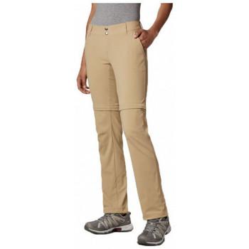 tekstylia Damskie Spodnie dresowe Columbia  Wielokolorowy