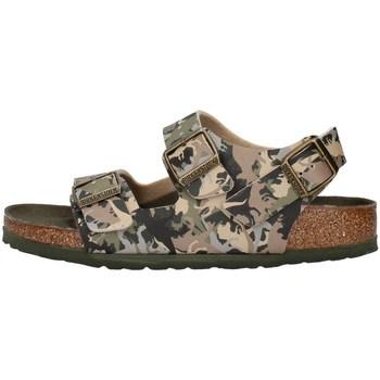 Buty Chłopiec Sandały Birkenstock 1012706 Brązowy