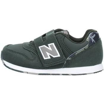 Buty Chłopiec Trampki niskie New Balance FS996C2I Zielony