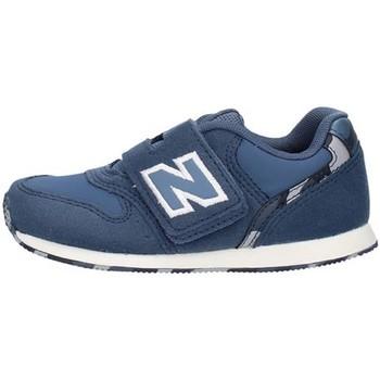 Buty Chłopiec Trampki niskie New Balance FS996C1I Niebieski
