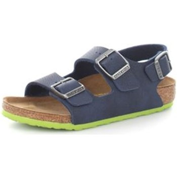 Buty Chłopiec Sandały Birkenstock 035203 Niebieski