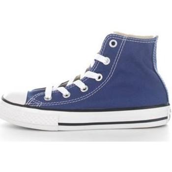 Buty Chłopiec Trampki wysokie Converse 351168C Niebieski