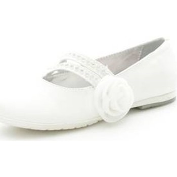 Buty Dziewczynka Baleriny Asso 39049 Biały