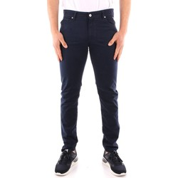tekstylia Męskie Spodnie od garnituru  Roy Rogers P21RRU089P3180112 Niebieski