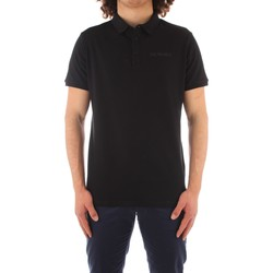 tekstylia Męskie Koszulki polo z krótkim rękawem Trussardi 52T00488 1T003603 Czarny