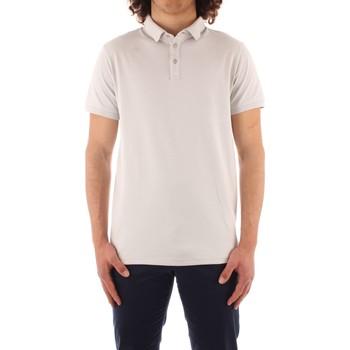 tekstylia Męskie Koszulki polo z krótkim rękawem Trussardi 52T00488 1T003603 Szary