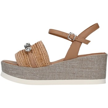 Buty Damskie Sandały Tres Jolie 2093/JIL/MS Beżowy
