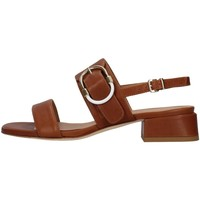 Buty Damskie Sandały Tres Jolie 2083/MUSA Brązowy