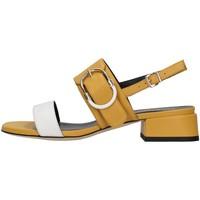 Buty Damskie Sandały Tres Jolie 2083/MUSA Żółty