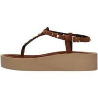 Buty Damskie Sandały Tres Jolie 2071/ALOE Brązowy