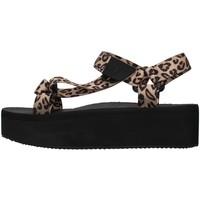 Buty Damskie Sandały Windsor Smith POPPED Brązowy