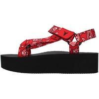 Buty Damskie Sandały Windsor Smith PEEPED Czerwony