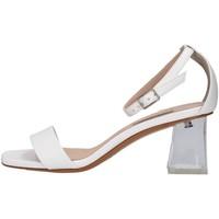 Buty Damskie Sandały Albano 4151 Biały