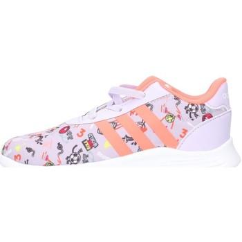 Torby Dziewczynka Trampki niskie adidas Originals EG5920 Różowy