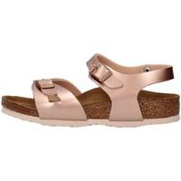 Buty Dziewczynka Sandały Birkenstock 1012520 Różowy