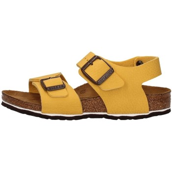 Buty Chłopiec Sandały Birkenstock 1015758 Żółty