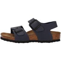 Buty Chłopiec Sandały Birkenstock 087773 Niebieski