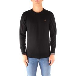 tekstylia Męskie Swetry Refrigiwear MA9T01 Czarny