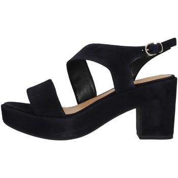Buty Damskie Sandały Tres Jolie 2661/G60 Niebieski