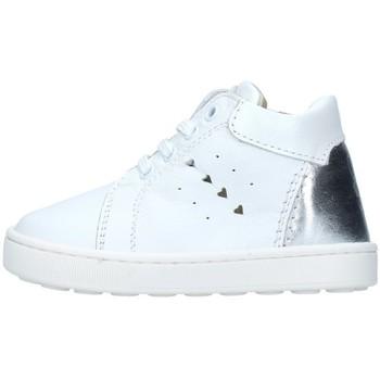 Buty Dziewczynka Trampki wysokie Balducci CITA4607 Biały