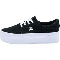 Buty Damskie Trampki DC Shoes Trase Platform Czarny