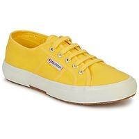 Buty Damskie Trampki niskie Superga 2750 CLASSIC żółty