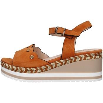 Buty Damskie Sandały Melluso R70740 Beżowy