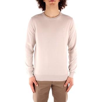 tekstylia Męskie Swetry Trussardi 52M00477 0F000668 Biały