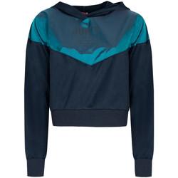 tekstylia Damskie Bluzy Juicy Couture  Niebieski