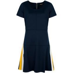 tekstylia Damskie Sukienki krótkie Juicy Couture  Niebieski