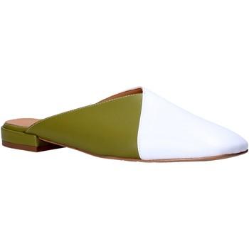 Buty Damskie Chodaki Grace Shoes 866003 Biały