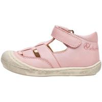 Buty Dziecko Sandały Naturino 2013292 04 Różowy