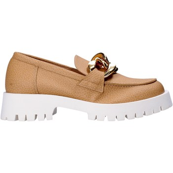 Buty Damskie Mokasyny Grace Shoes 631018 Beżowy