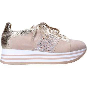 Buty Damskie Trampki niskie Grace Shoes MAR010 Beżowy