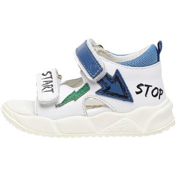 Buty Chłopiec Sandały Falcotto 1500865 01 Biały