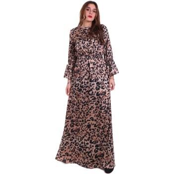 tekstylia Damskie Sukienki Jijil JPI19AB289 Czarny