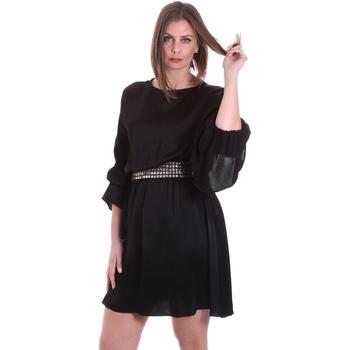 tekstylia Damskie Sukienki Jijil JPI19AB272 Czarny