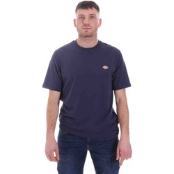 tekstylia Męskie T-shirty z krótkim rękawem Dickies DK0A4XDBNV01 Niebieski