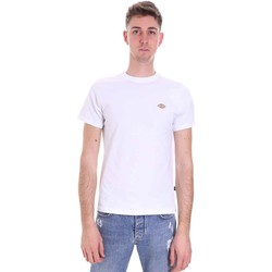 tekstylia Męskie T-shirty z krótkim rękawem Dickies DK0A4XDAWHX1 Biały