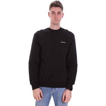 tekstylia Męskie T-shirty z długim rękawem Dickies DK0A4XCRBLK1 Czarny