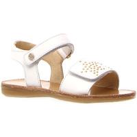Buty Dziewczynka Sandały Naturino 502714 01 Biały